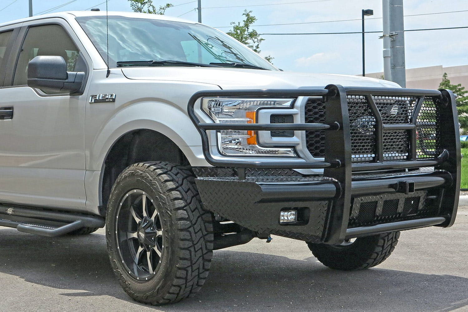 HD Front Rear Bumpers