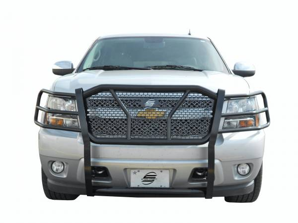 Steelcraft - Steelcraft 50-0290 HD Grille Guards, Black