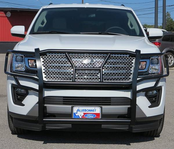 Steelcraft - Steelcraft 50-1330C HD Grille Guards, Black