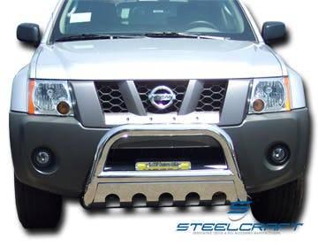 Steelcraft - Steelcraft 74020 Bull Bar, Stainless Steel