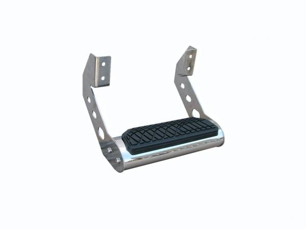 Steelcraft - Steelcraft 200017 Universal Side Drop-Step, Stainless Steel