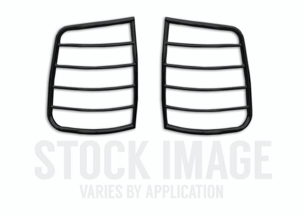Steelcraft - Steelcraft 34080 Taillight Guards, Black