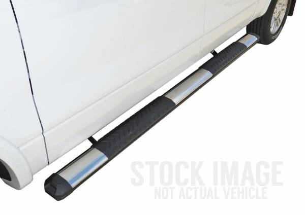 Steelcraft - Steelcraft 400-02297 STX400 Step Boards, Aluminum & Stainless Steel