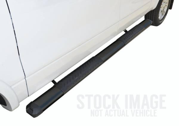 Steelcraft - Steelcraft 400-23300 STX400 Step Boards, Black