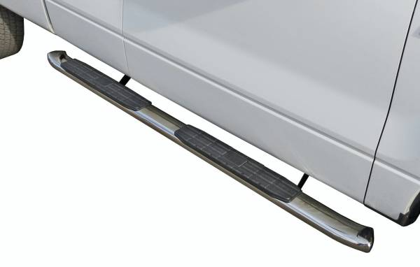 Steelcraft - Steelcraft 40-12457 4X Series Sidebars, Stainless Steel