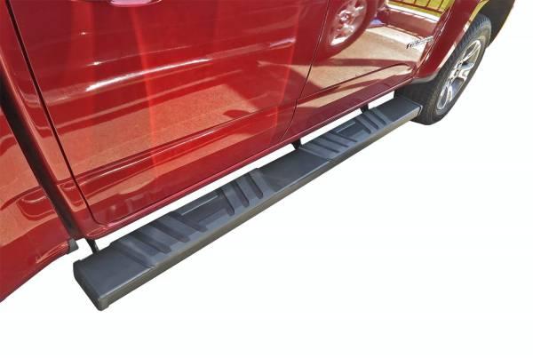 Steelcraft - Steelcraft 500-04500 STX500 Running Boards, Textured Black
