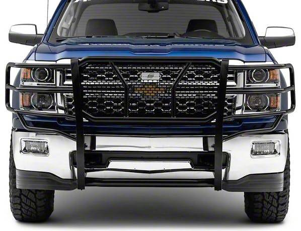 Steelcraft - Steelcraft 50-0480 HD Grille Guards, Black