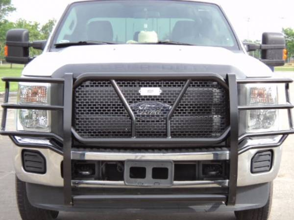 Steelcraft - Steelcraft 50-1370 HD Grille Guards, Black