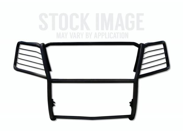 Steelcraft - Steelcraft 50280WM Grille Guard - With Winch Mount, Black