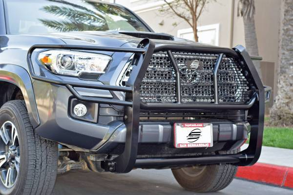 Steelcraft - Steelcraft 50-3420C HD Grille Guards, Black