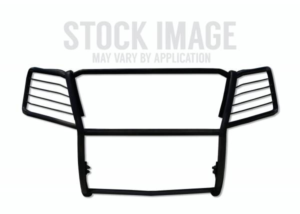 Steelcraft - Steelcraft 52040 Grille Guard, Black