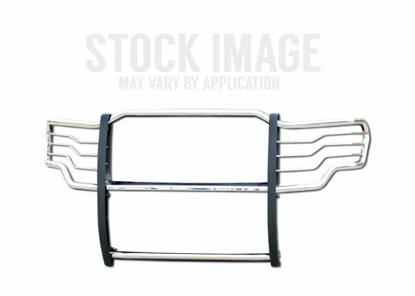 Steelcraft - Steelcraft 52377 Grille Guard, Stainless Steel