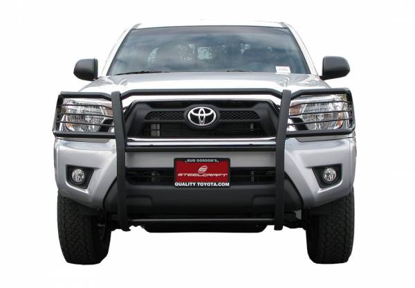 Steelcraft - Steelcraft 53370 Grille Guard, Black