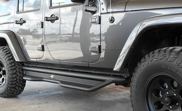 Steelcraft - Steelcraft 80-21900T HD Sidebar, Textured Black