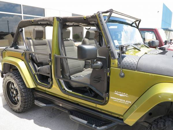 Steelcraft - Steelcraft 92200 Front Doors, Fine Textured Black