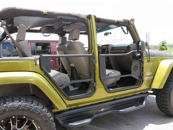 Steelcraft - Steelcraft 92210 Rear Doors, Fine Textured Black