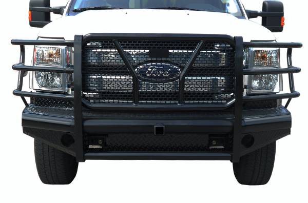 Steelcraft - Steelcraft HD11370R HD Front Bumper Replacements - Standard, Black