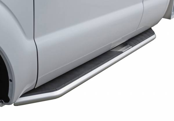 Steelcraft - Steelcraft 300-04500 STX300 Running Boards, Aluminum