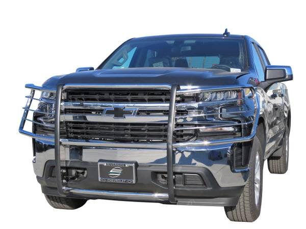 Steelcraft - Steelcraft 50507 Grille Guard, Stainless Steel