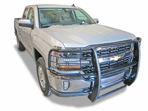 Steelcraft - Steelcraft 50480 Grille Guard, Black
