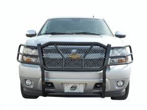 Steelcraft - Steelcraft 50-0290 HD Grille Guards, Black - Image 1