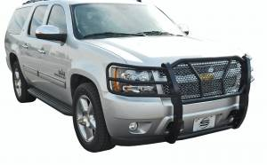 Steelcraft - Steelcraft 50-0290 HD Grille Guards, Black - Image 2
