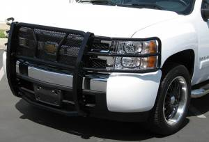 Steelcraft - Steelcraft 50-0320 HD Grille Guards, Black - Image 1