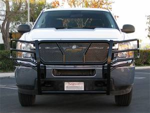 Steelcraft - Steelcraft 50-0410 HD Grille Guards, Black - Image 2