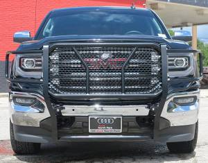 Steelcraft - Steelcraft 50-0435 HD Grille Guards, Black - Image 1