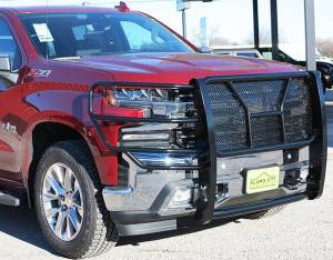 Steelcraft - Steelcraft 50-0490C HD Grille Guards, Black - Image 2
