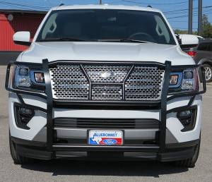 Steelcraft - Steelcraft 50-1330C HD Grille Guards, Black - Image 1