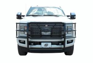 Steelcraft - Steelcraft 50-1380C HD Grille Guards, Black - Image 1