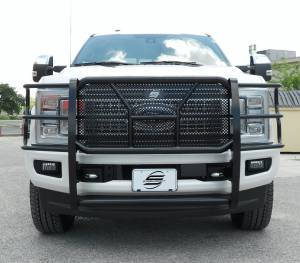 Steelcraft - Steelcraft 50-1380C HD Grille Guards, Black - Image 2