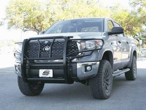 Steelcraft - Steelcraft 50-3380C HD Grille Guards, Black - Image 1