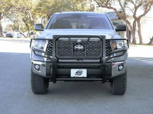 Steelcraft - Steelcraft 50-3380C HD Grille Guards, Black - Image 2