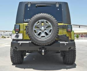 Steelcraft - Steelcraft 65-92500TC Tire Carrier, Textured Black - Image 2