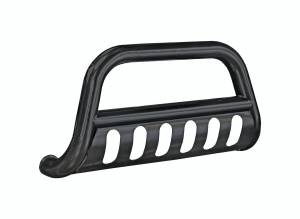 Steelcraft - Steelcraft 70450B Bull Bar, Black - Image 2
