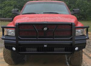 Steelcraft - Steelcraft HD12200R HD Front Bumper Replacements - Standard, Black - Image 2
