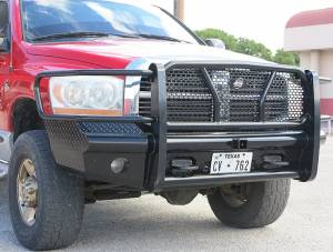 Steelcraft - Steelcraft HD12210R HD Front Bumper Replacements - Standard, Black - Image 2