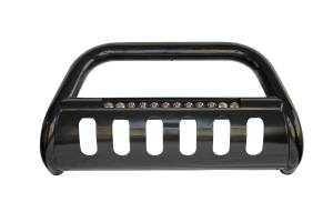 Steelcraft - Steelcraft 90-73030 LED Bull Bar, Black - Image 1