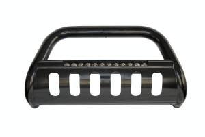 Steelcraft - Steelcraft 90-73310 LED Bull Bar, Black - Image 1