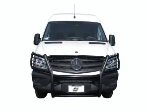 Steelcraft - Steelcraft 52290 Grille Guard, Black - Image 4