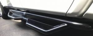 Steelcraft - Steelcraft 80-40700 HD Sidebar, Semi-Gloss Black - Image 2