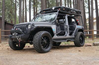 Jeep Products - Replacement Tubular Doors - Front