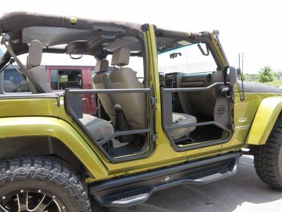 Jeep Products - Replacement Tubular Doors - Rear