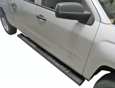 Light Duty - Running Boards - STX500 Running Boards
