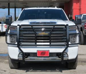 Steelcraft - Steelcraft 50-0447C HD Grille Guards, Black - Image 2