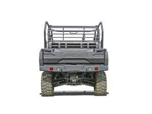 Steelcraft - Steelcraft 65-2000 UTV Rear Bumper Replacement, Fine Textured Black - Image 1