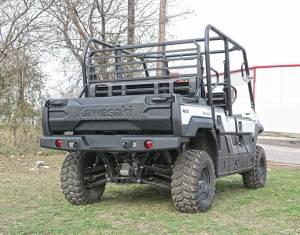 Steelcraft - Steelcraft 65-2000 UTV Rear Bumper Replacement, Fine Textured Black - Image 2