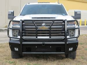 Steelcraft - Steelcraft HD10447RC HD Front Bumper Replacements, Black - Image 2
